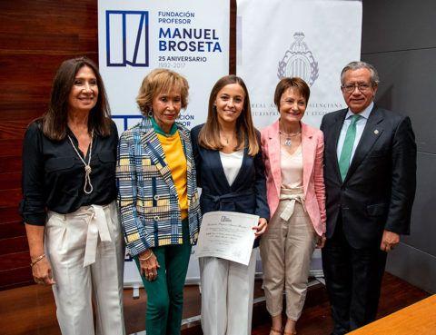 Entrega XXII Premios PEJU Fundación Broseta